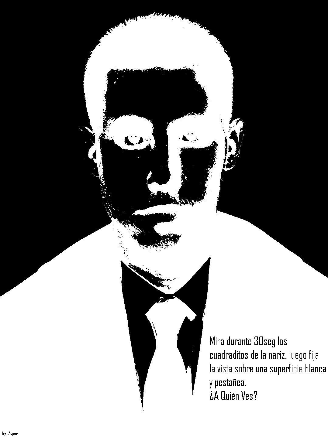 Los mejores efectos visuales e ilusiones opticas taringa - Imagenes con trucos opticos ...